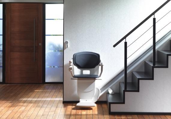 Installer Un Fauteuil Monte Escalier Mode D 39 Emploi
