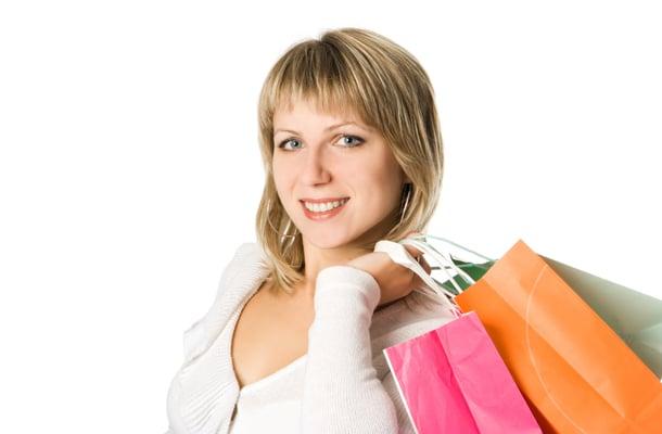 Virée shopping