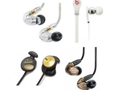 Casques & écouteurs intra-auriculaires