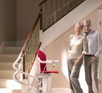 monte escaliers electrique