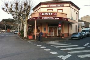 Albi hotel terminus