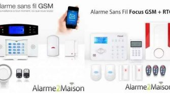 alarme sans fil