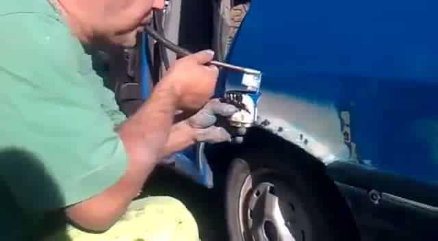 peindre sa voiture