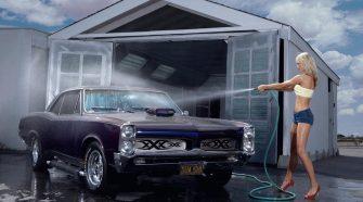nettoyer voiture