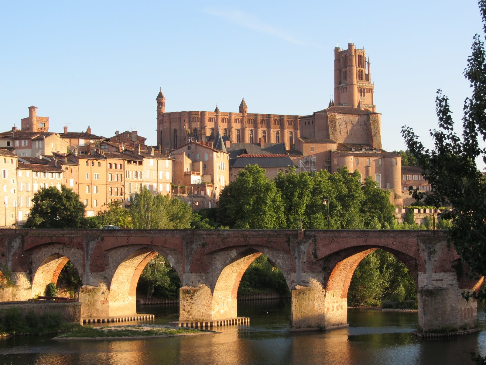 Que visiter albi le temps d 39 un week end - Office du tourisme d albi ...