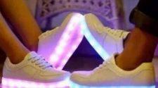 basket lumineux