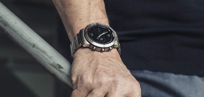La Fenix Chronos : la smartwatch de luxe pour sportif de Garmin