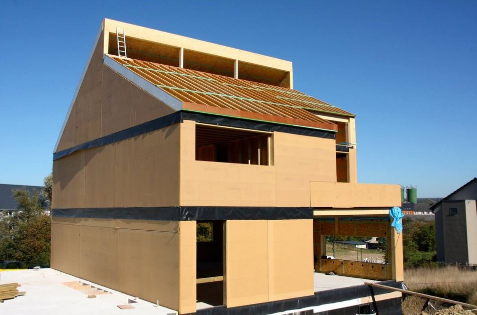 Quelles techniques de construction pour les maisons à ossature bois?