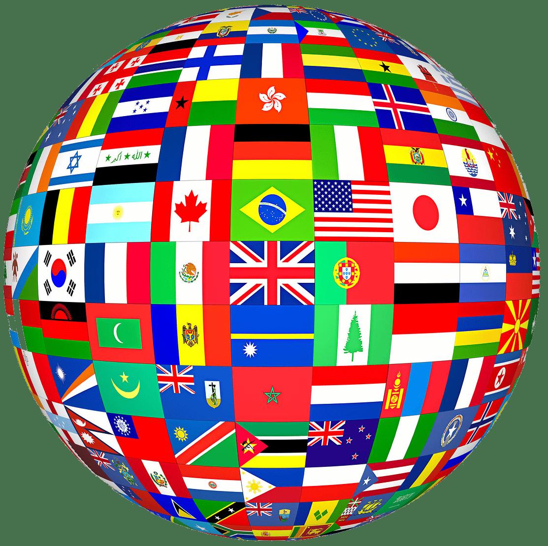 Top 10 des langues les plus parlées dans le monde