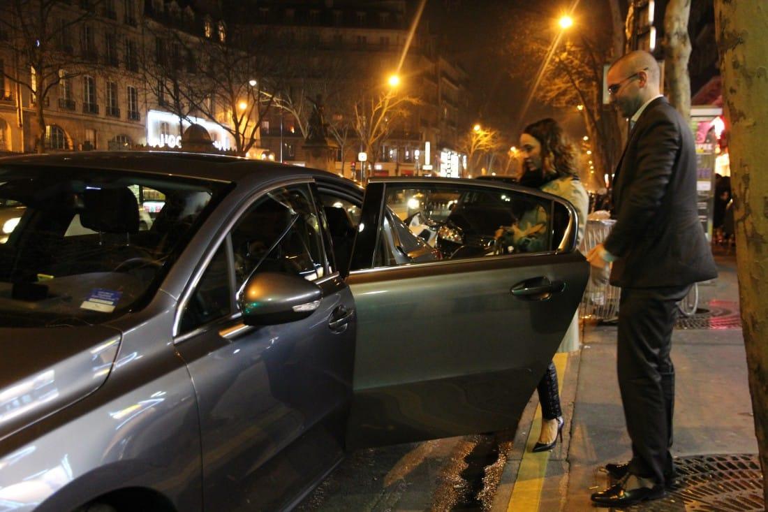 taxi contre VTC