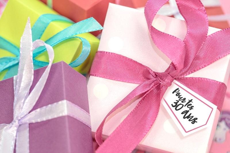 Comment réussir le cadeau d'anniversaire