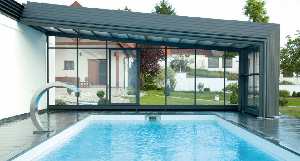 L'abri de piscine: l'abri au services des nageurs