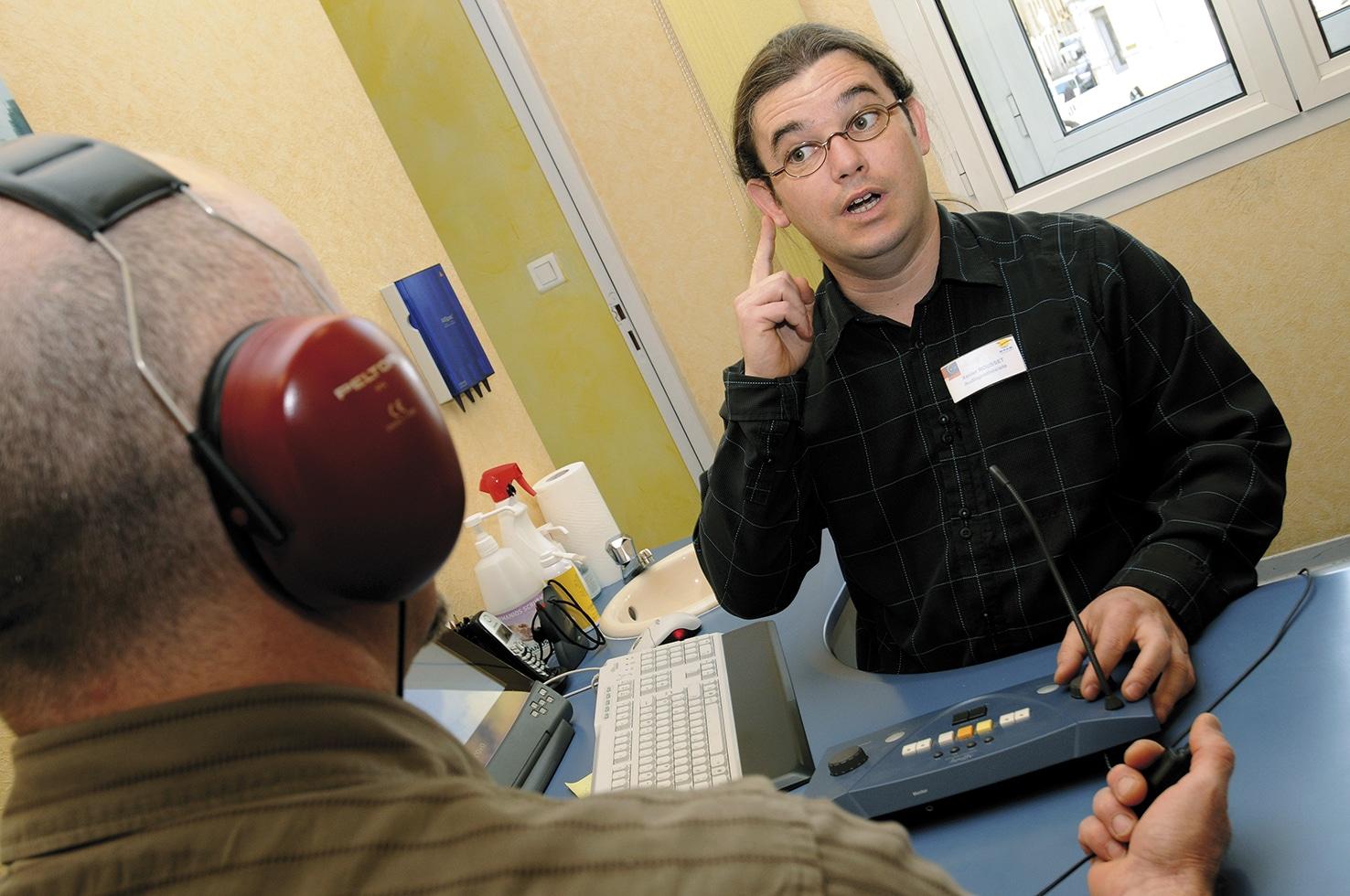 Le métier d'audioprothésiste