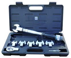 clé dynamométrique kit complet