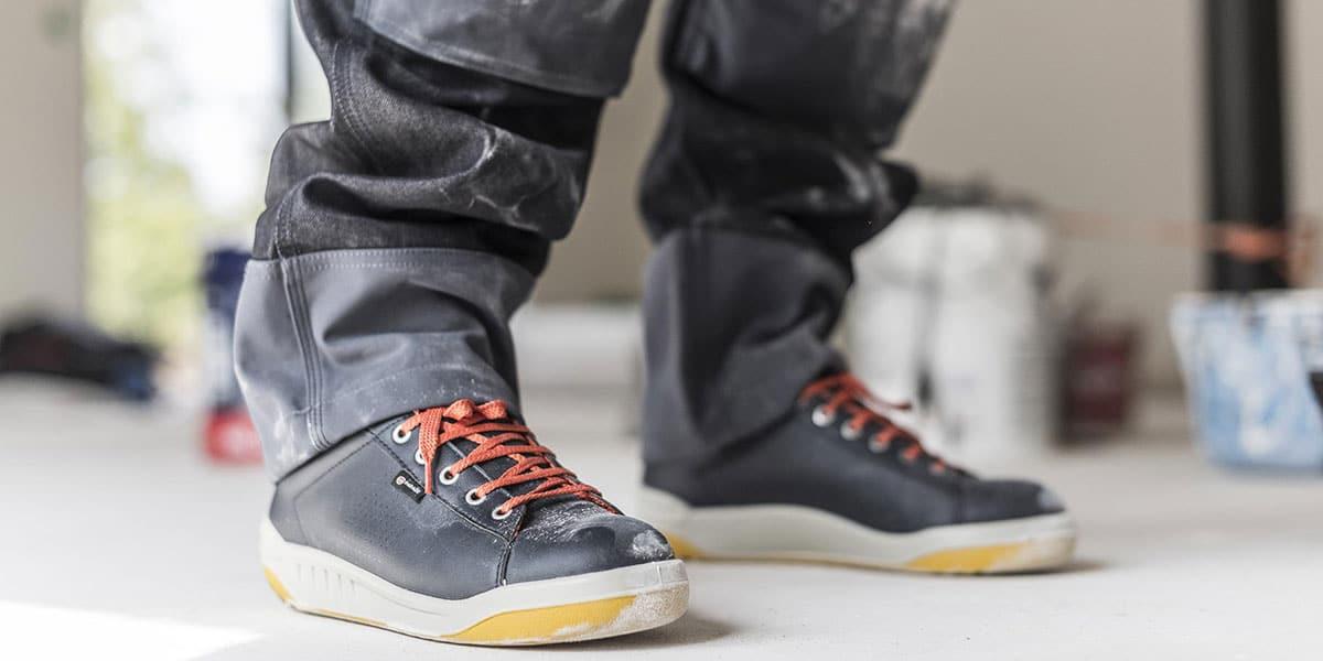 une bonne paire de chaussure de sécurité