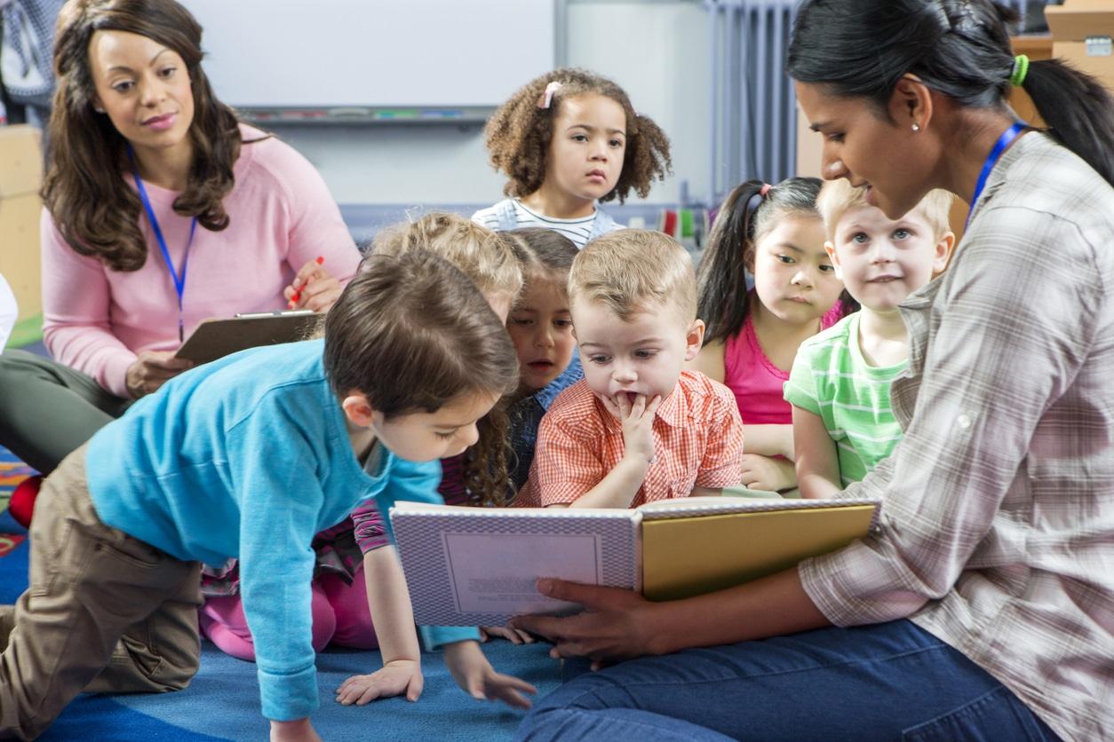 éducatrice enfant