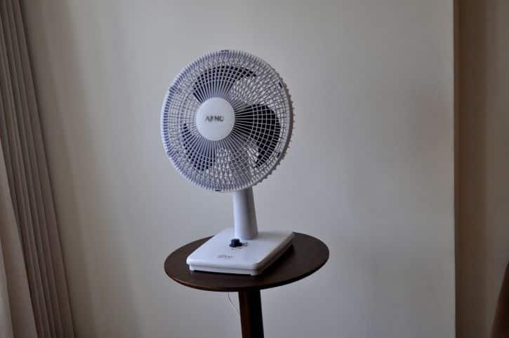 Ventilateur bureau