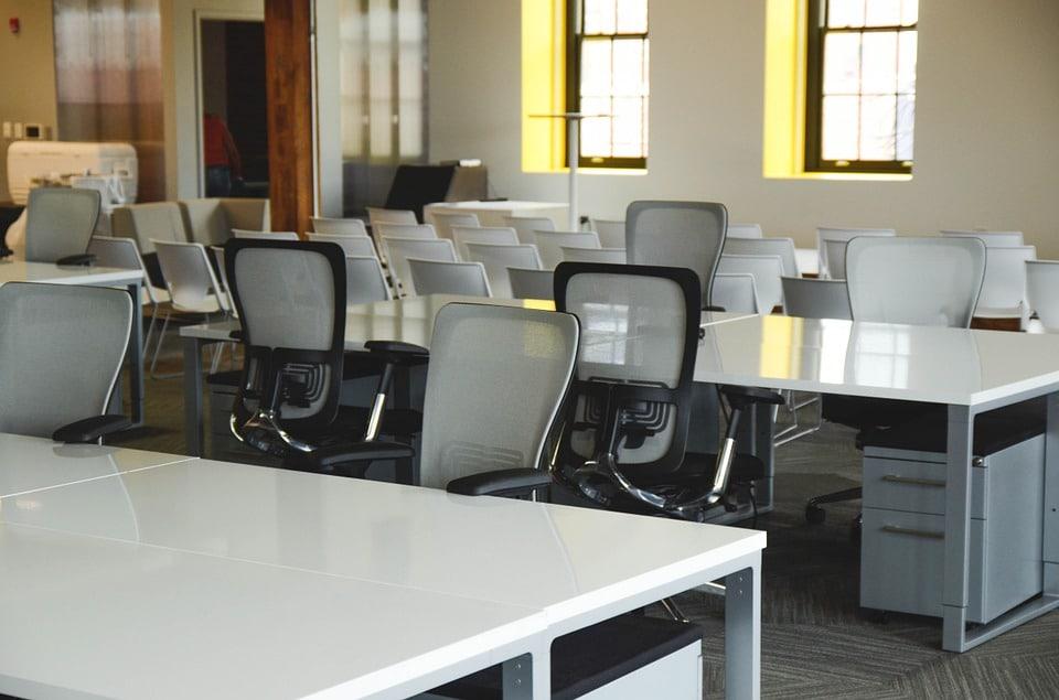fauteuil de bureau open space