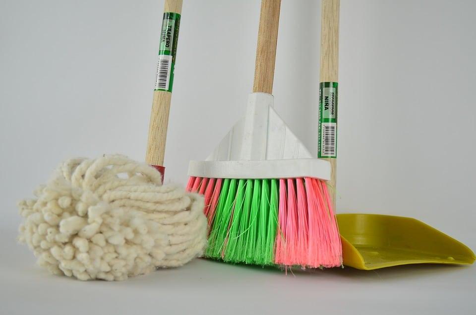 Le nettoyage résumé en une infographie