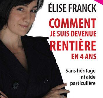 elise franck best seller