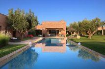 Sejour en villa au Maroc