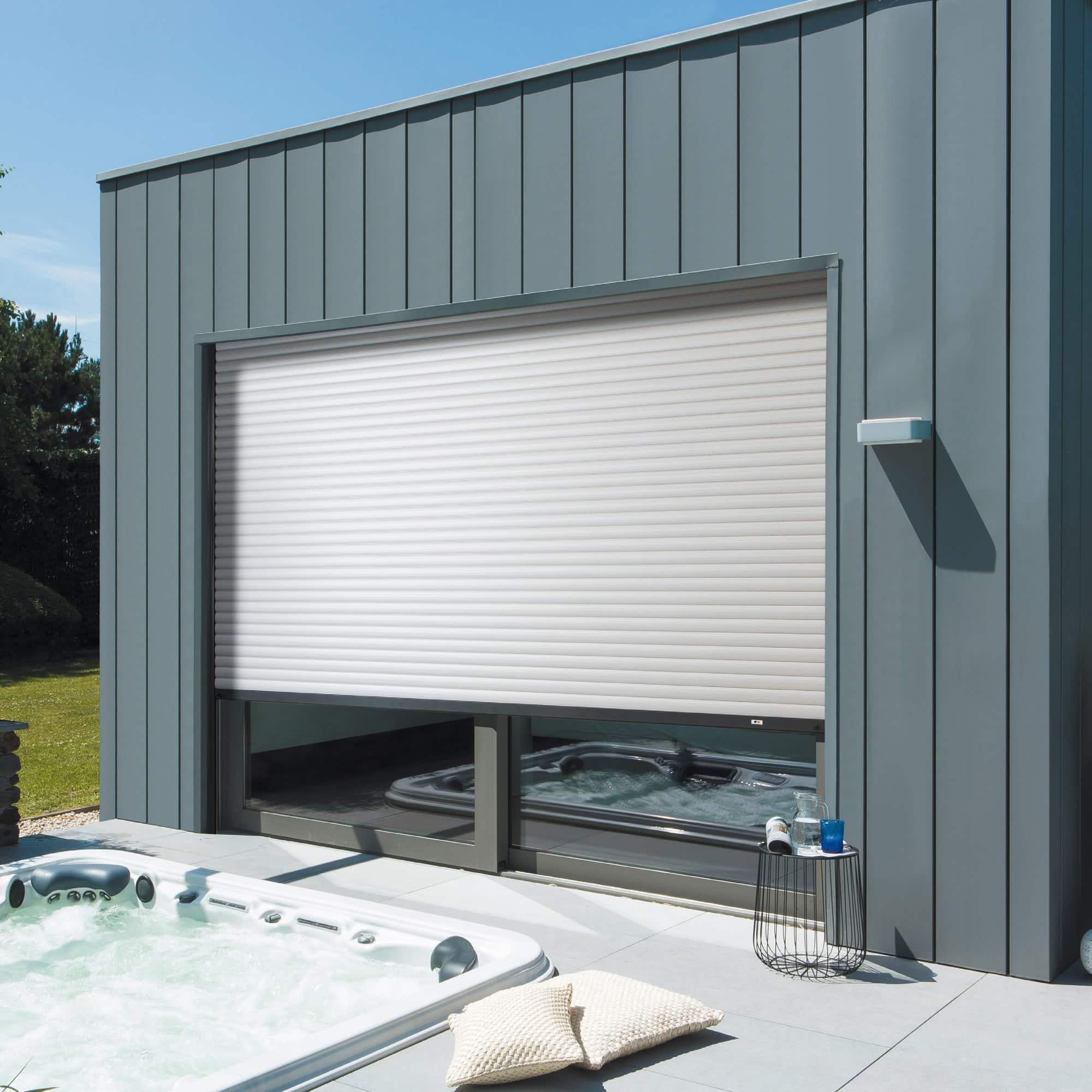 Conseils pour installer une porte de garage - Installer une porte de garage ...
